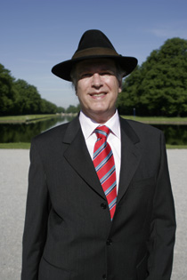 John B. Wetstone - your personal tour guide and driver in Munich & Bavaria.