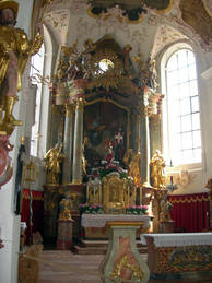 Mittenwald Church