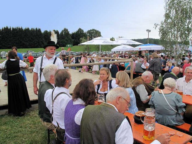 Upper Bavarian Beer festival