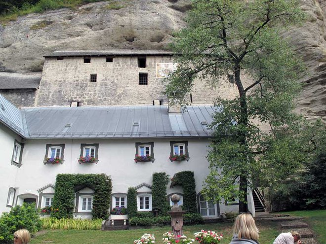 Old Fortress in Stein