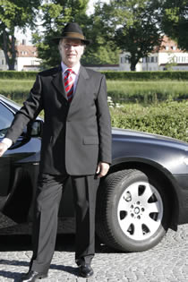 John B. Wetstone - your personal tour guide and driver in Munich & Bavaria