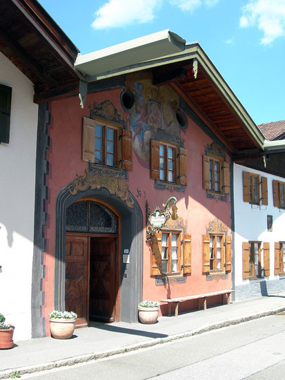 Visit the famous Violin Museum of Mitenwald