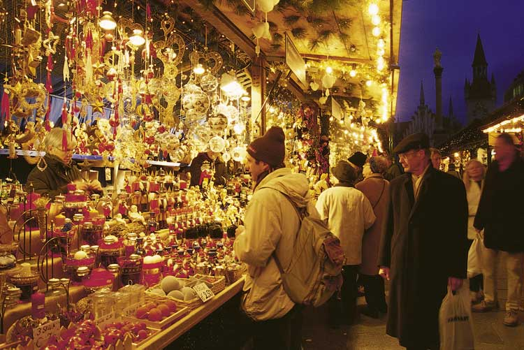 Www Johns Bavarian Tours Com Christmas Markets