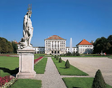 Nymphenburg, Munich