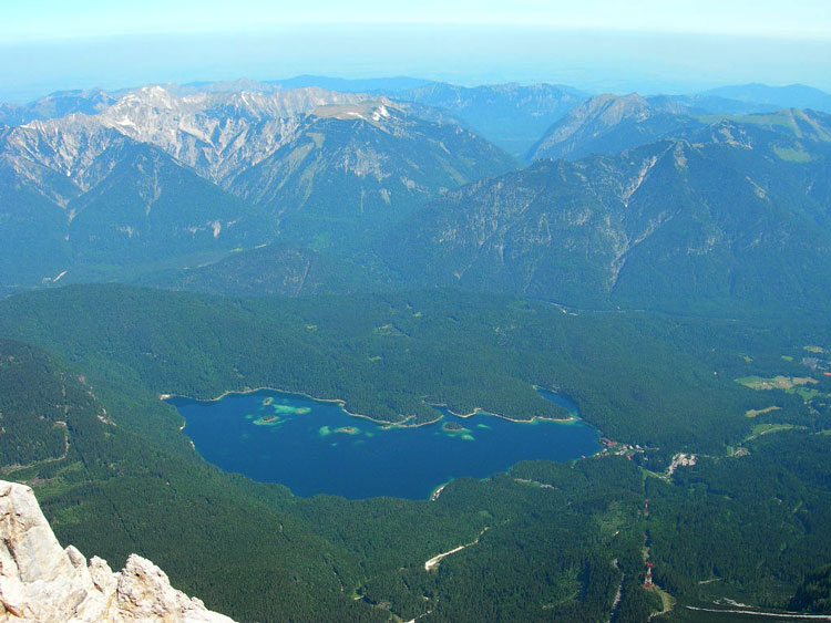Cable Services In My Area >> www.johns-bavarian-tours.com: Garmisch Zugspitze Partnachklamm